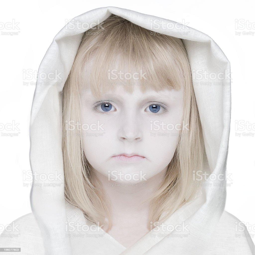 Ghostly Palor stock photo