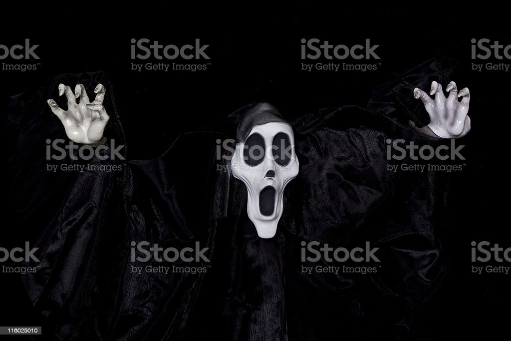 Ghoul royalty-free stock photo