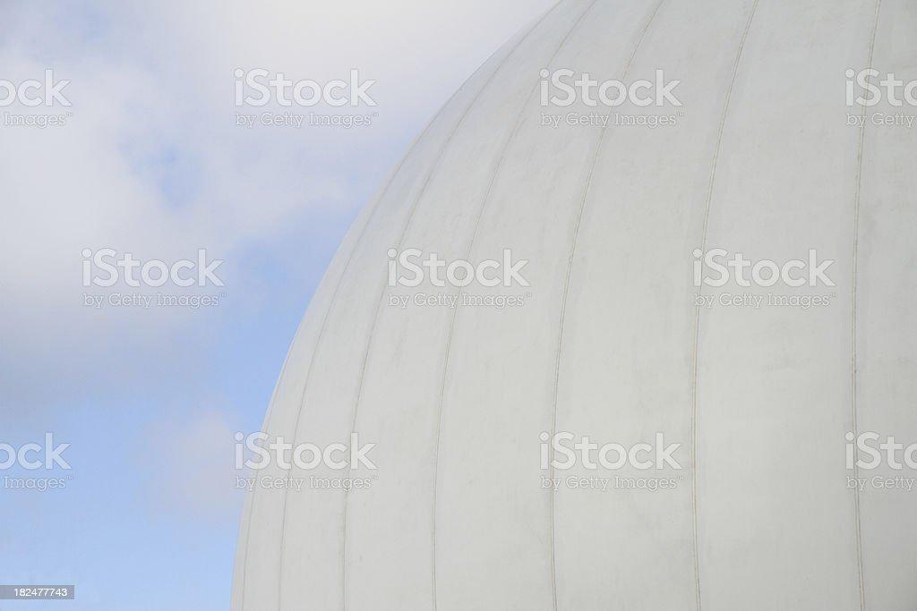 Giant Bubble stock photo