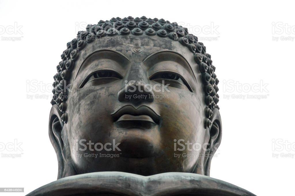 Giant Buddha Statue stock photo
