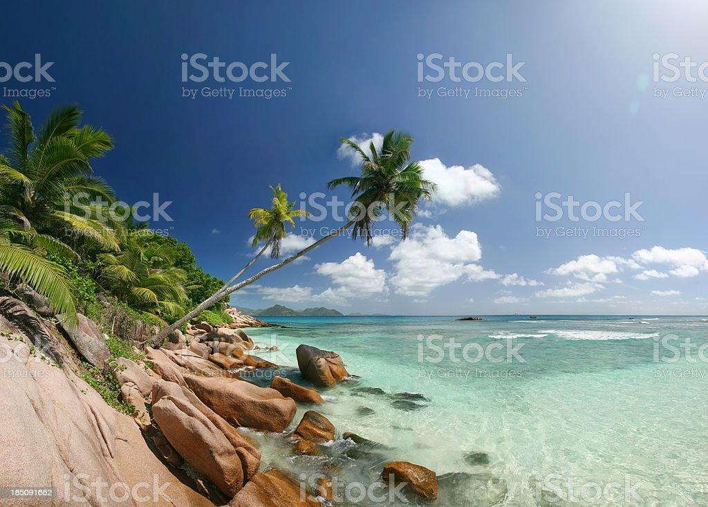Giant Wide Angle Panorama Shot stock photo