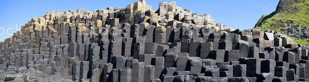 Giant's Causeway, Ireland stock photo