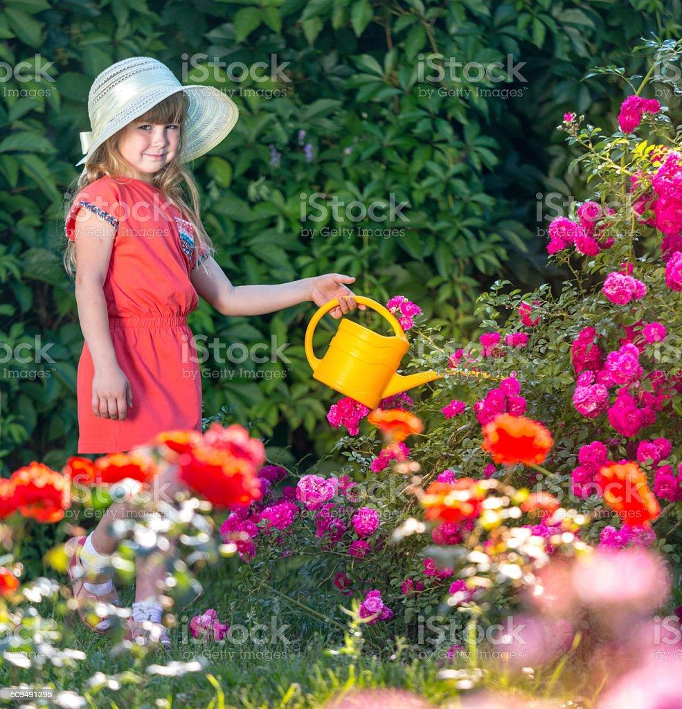 Giardiniera royalty-free stock photo