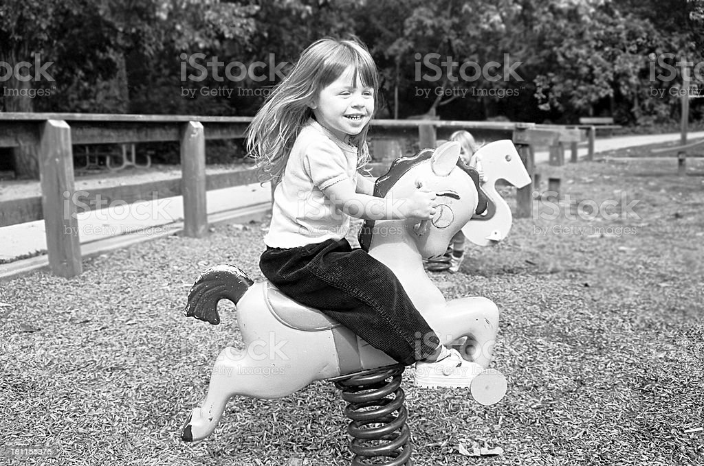 Giddy-Up royalty-free stock photo
