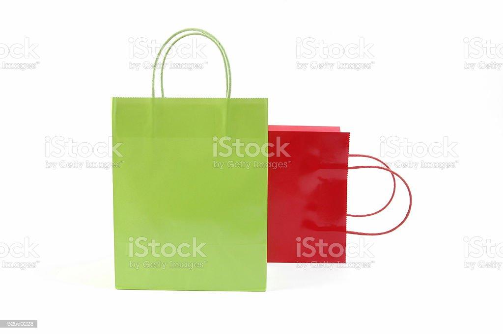 Gift Bag 13 royalty-free stock photo