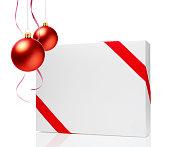 Gift box & Christmas decoration