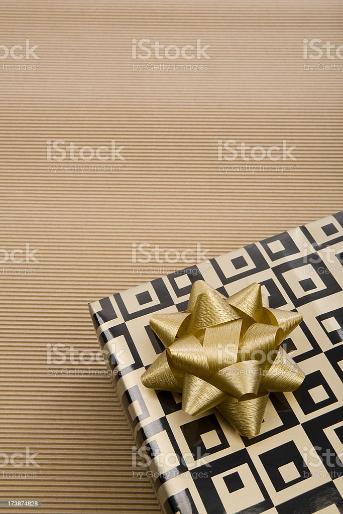 Gift Box Series royalty-free stock photo