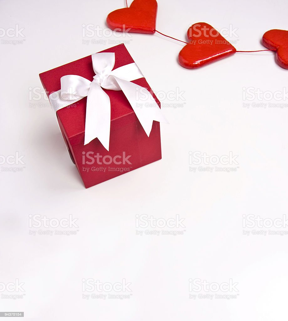 Gift Box Series royalty-free stock photo