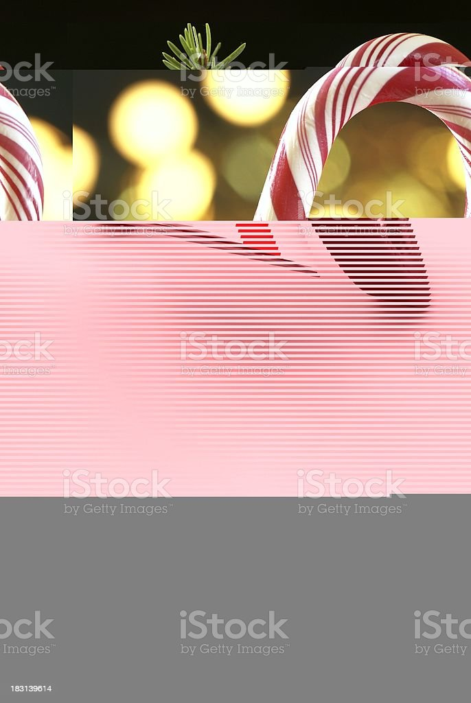 Gift delivery royalty-free stock photo