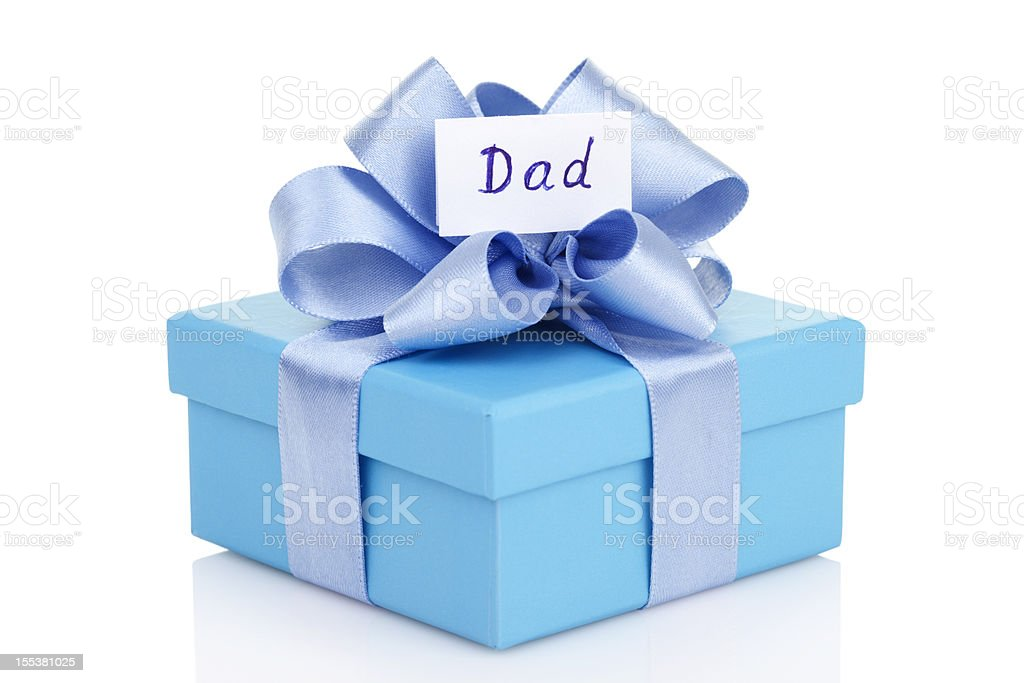 Gift for Dad stock photo