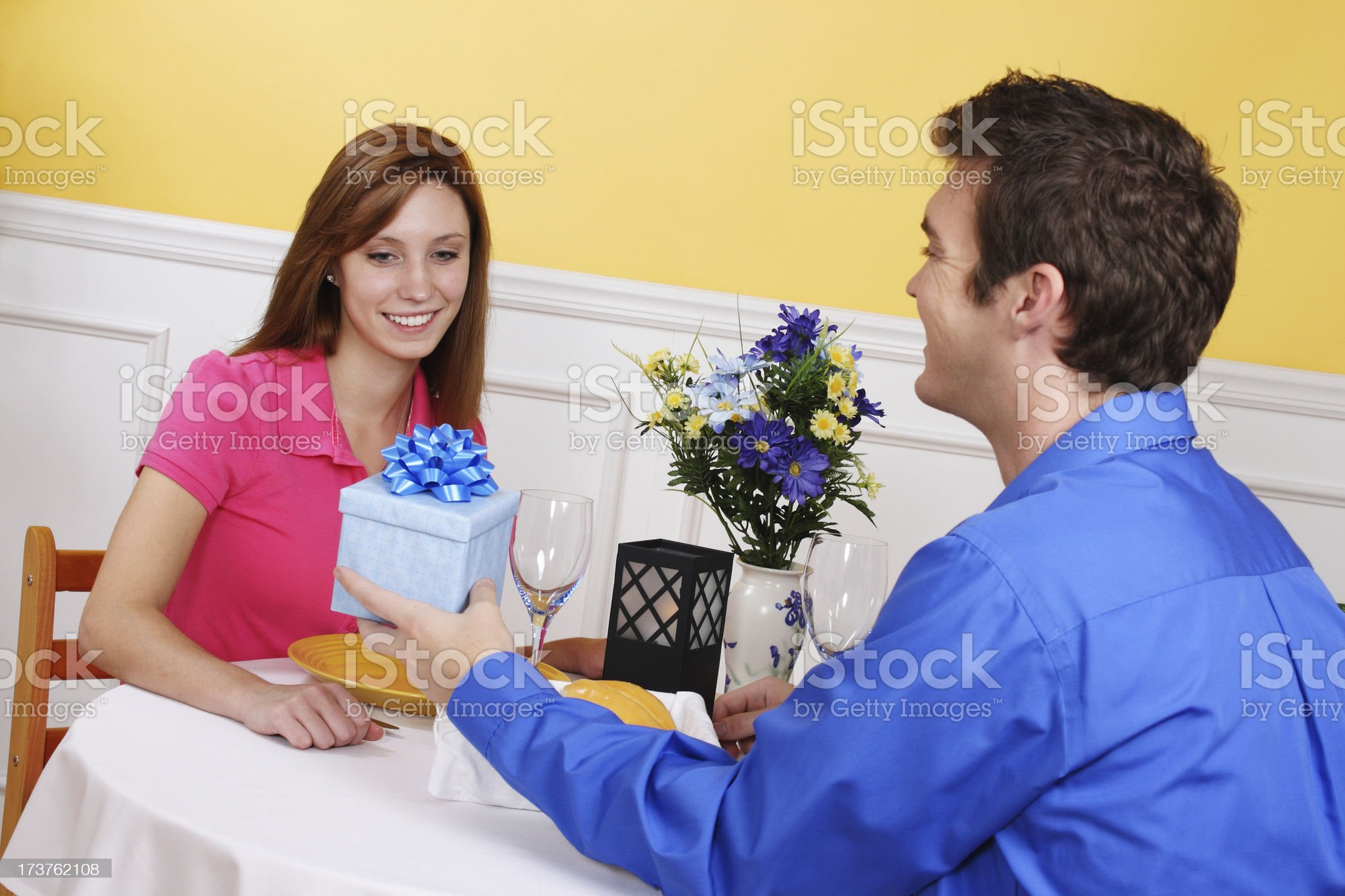 Gift For Her royalty-free stock photo