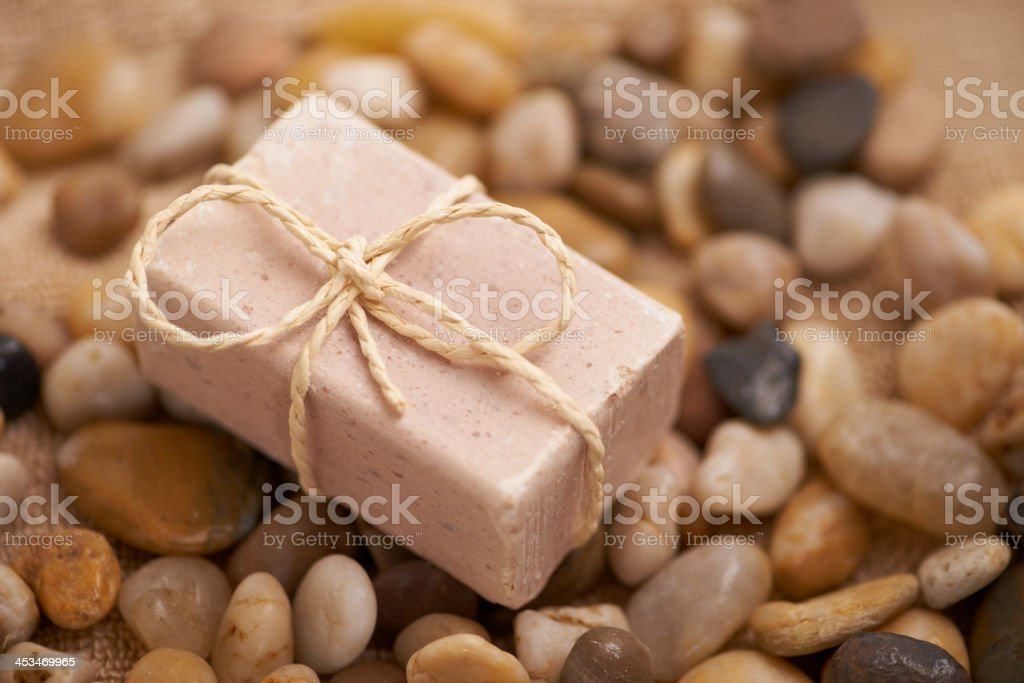 A gift for your skin stock photo