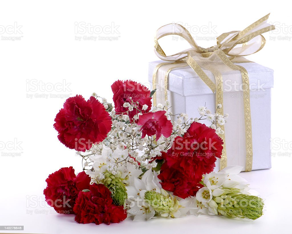 Gift of Love royalty-free stock photo