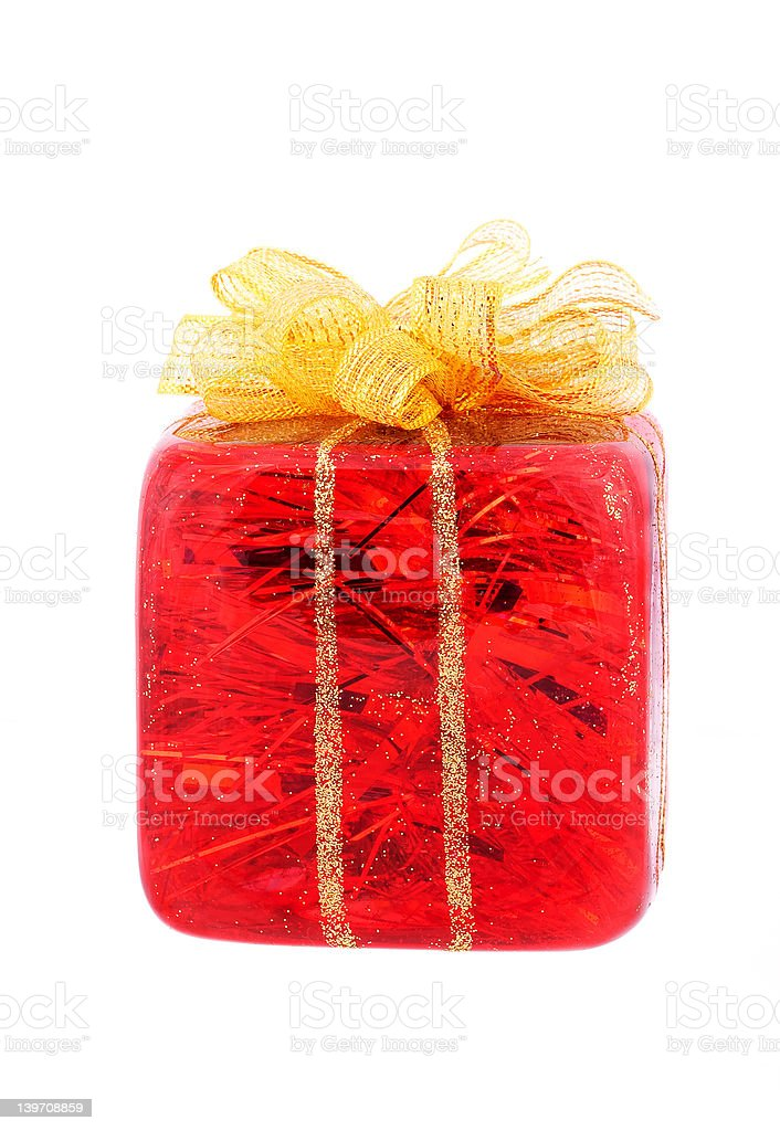 Gift Ornament royalty-free stock photo