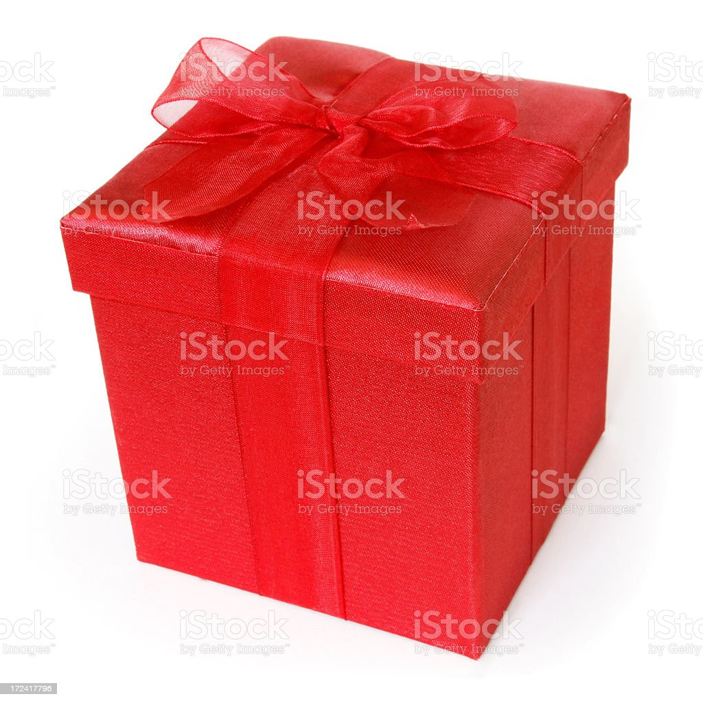 Gift / Present royalty-free stock photo