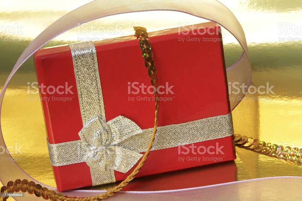 Gift Wrap royalty-free stock photo