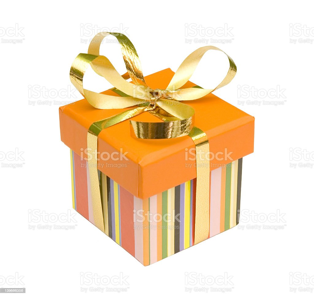 giftbox royalty-free stock photo
