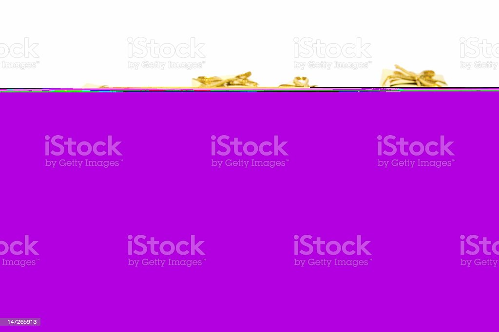 Geschenke Lizenzfreies stock-foto