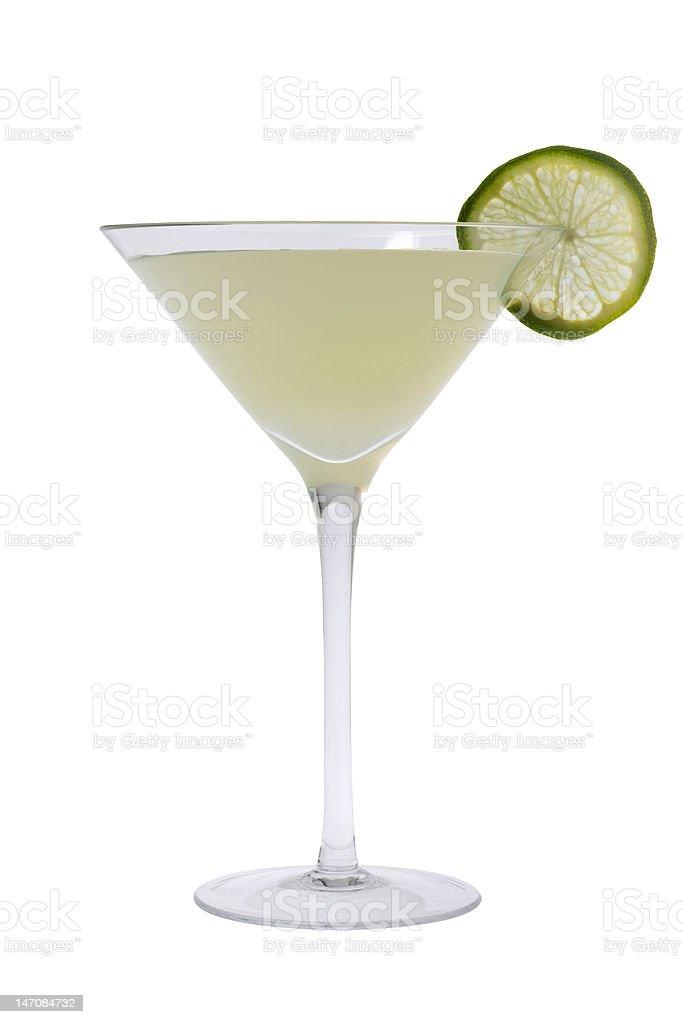 Gimlet cocktail stock photo
