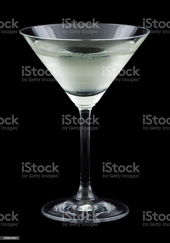 Gimlet Cocktail stock photo