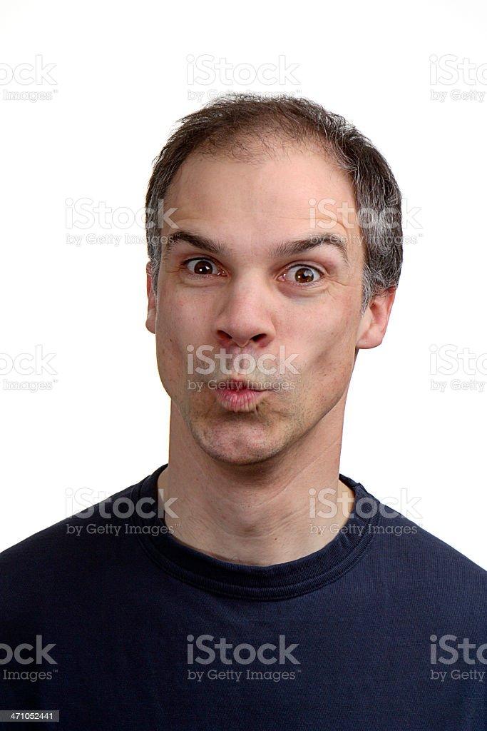 Gimme a Kiss! stock photo