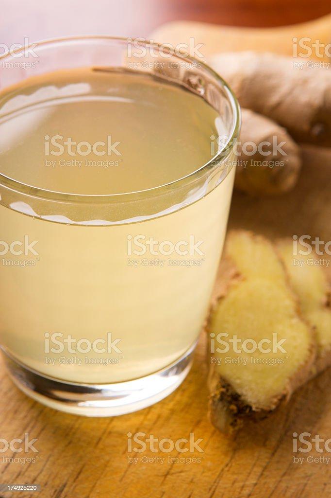 ginger tea royalty-free stock photo