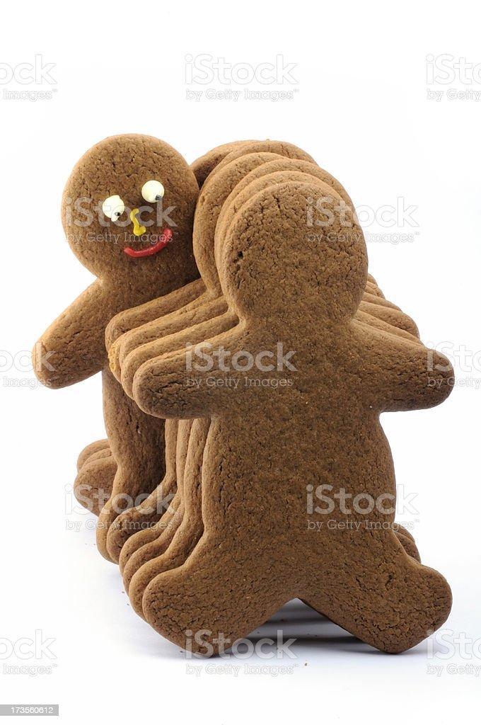 Gingerbread Maverick stock photo