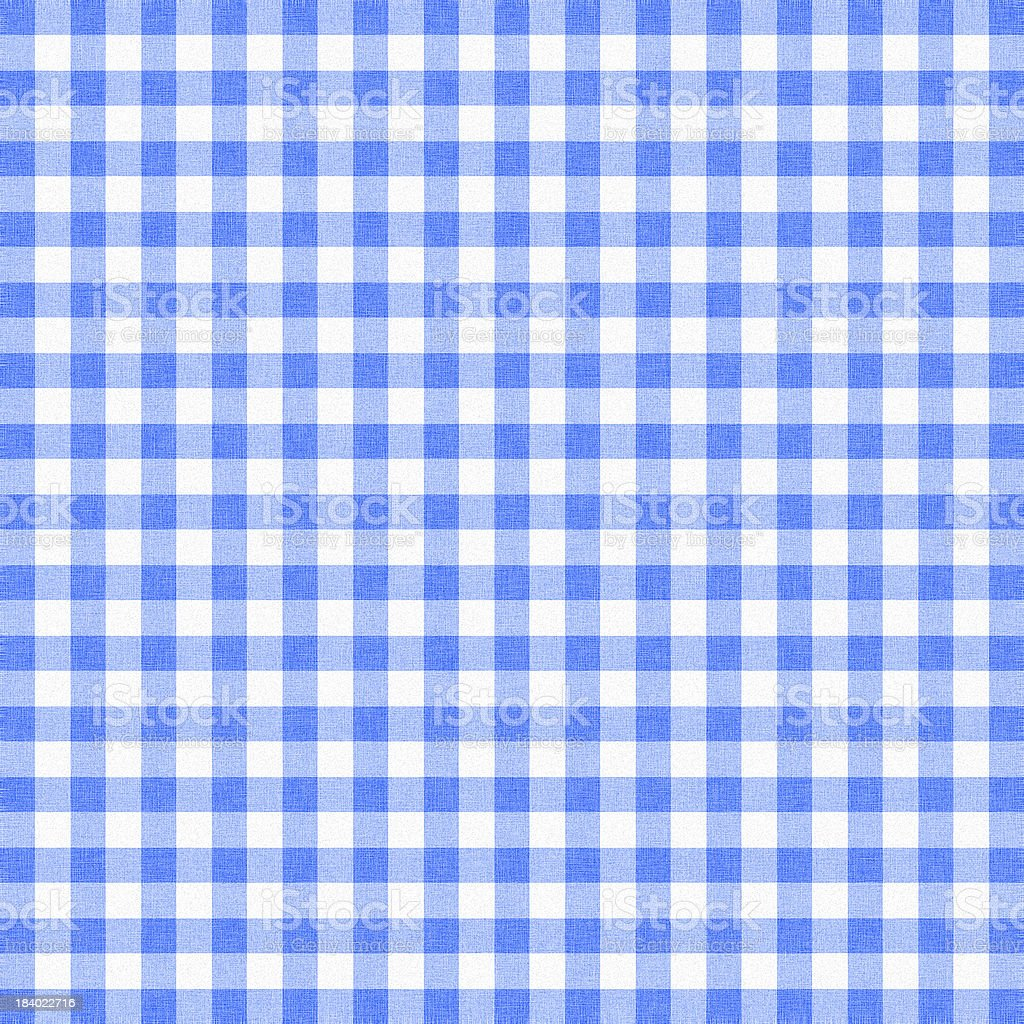 Gingham background stock photo
