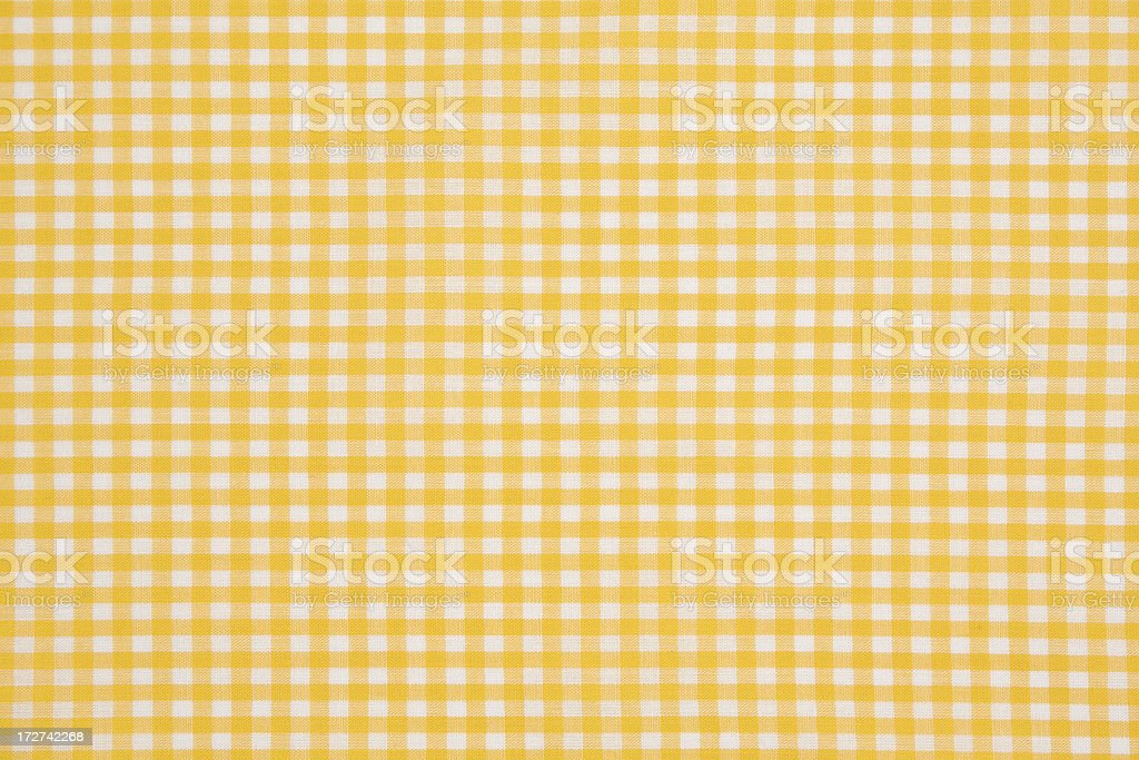 Gingham royalty-free stock photo