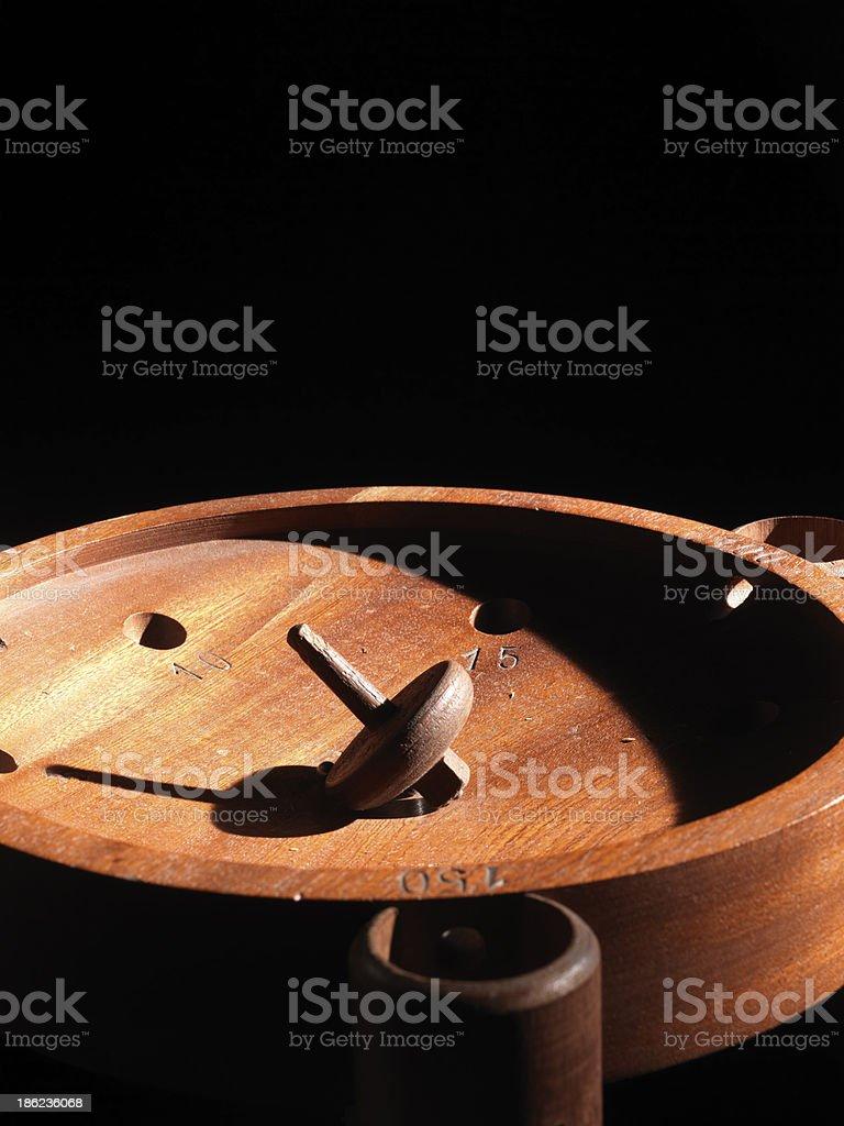 gioco legno stock photo