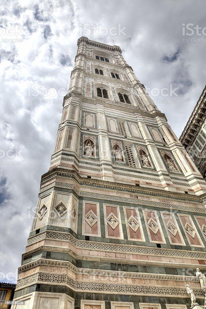 Giotto Campanile stock photo