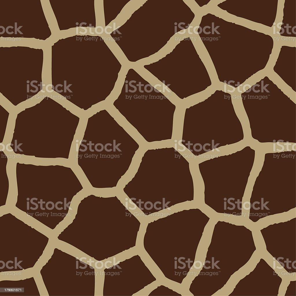 Giraffe texture - seamless stock photo