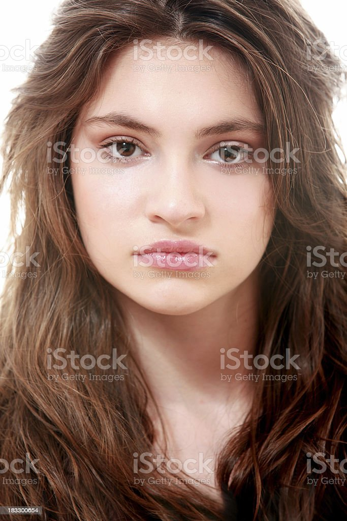 Ragazza 011 foto stock royalty-free