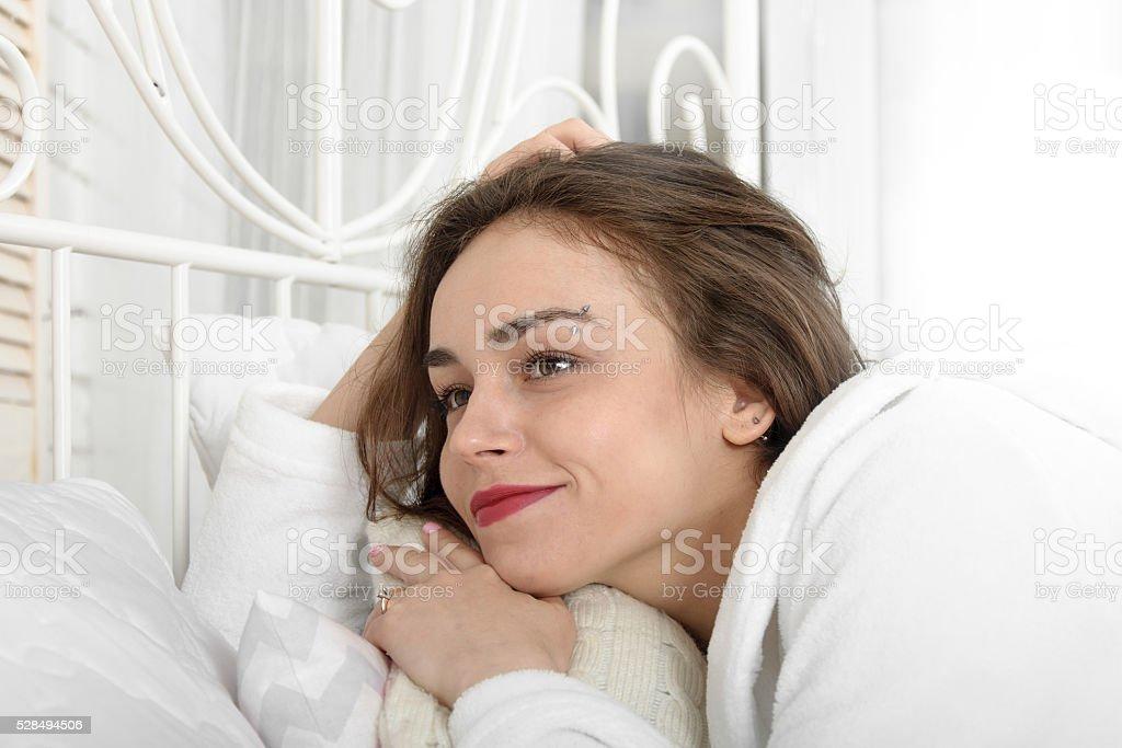 Проснулся в постели с фото 6-714