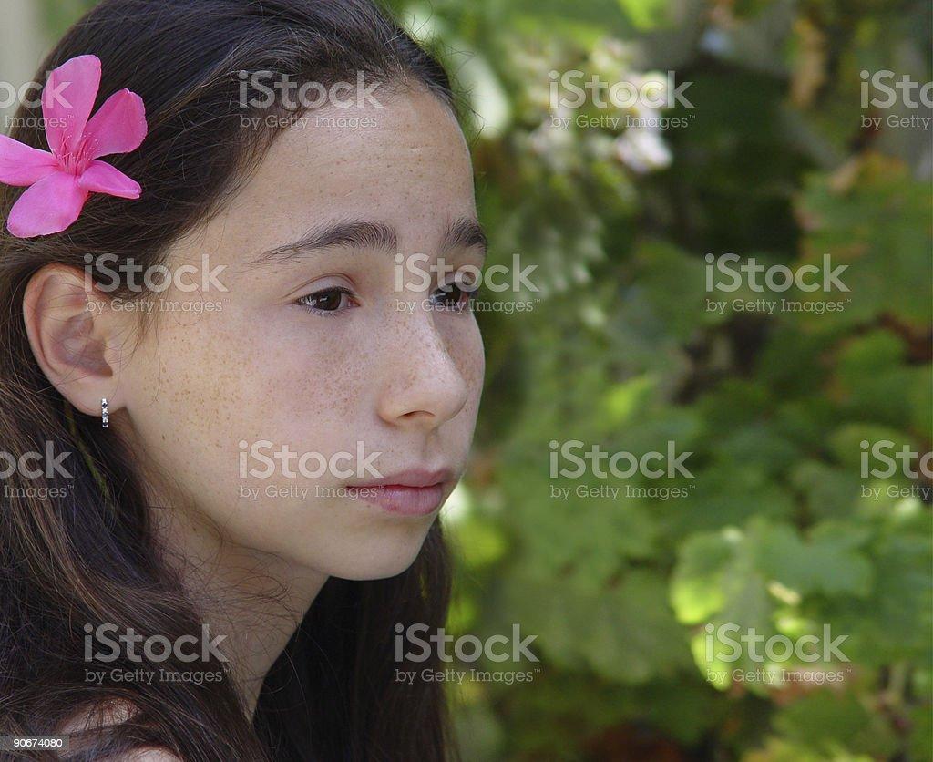 Girl next door (8) royalty-free stock photo