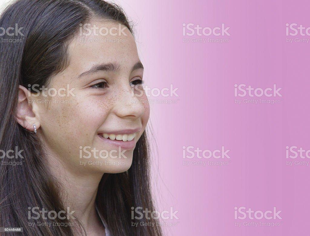 Girl next door (3) royalty-free stock photo