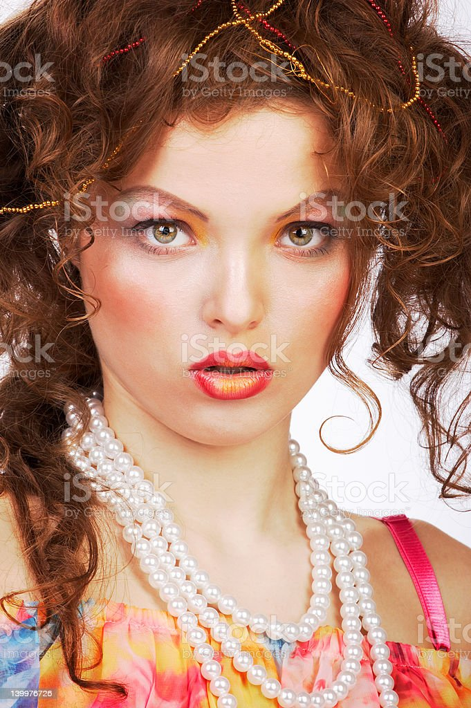 girl. royalty-free stock photo