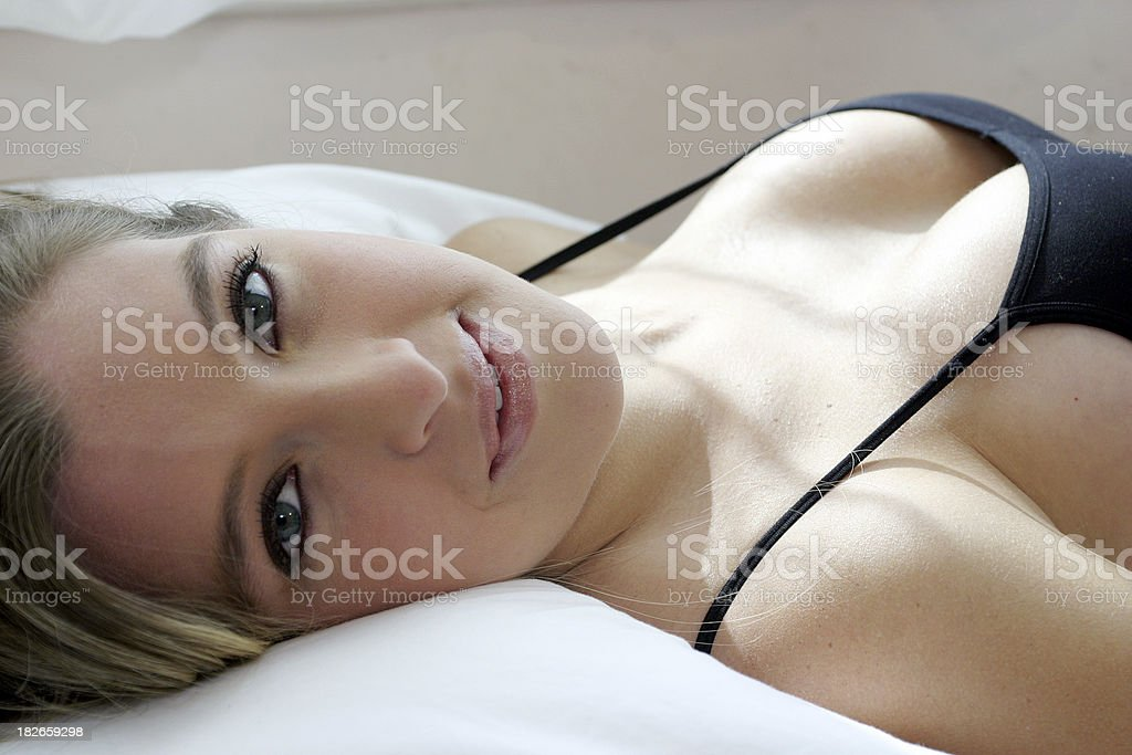 Girl. royalty-free stock photo