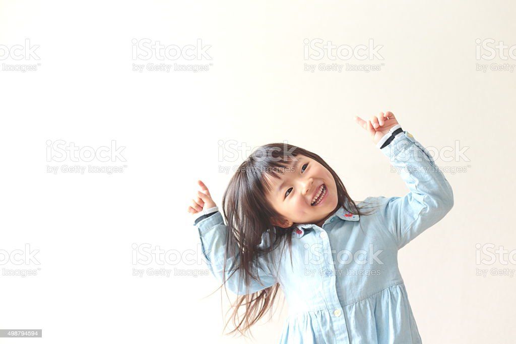 Girl stock photo