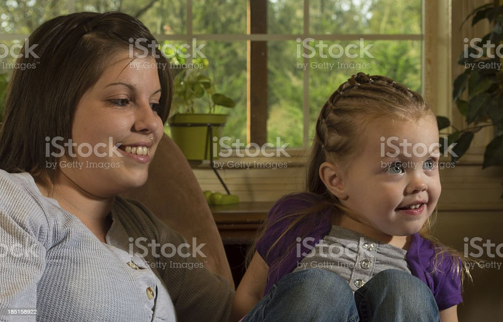 girl play royalty-free stock photo
