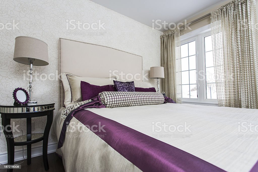 Girl's Bedroom royalty-free stock photo