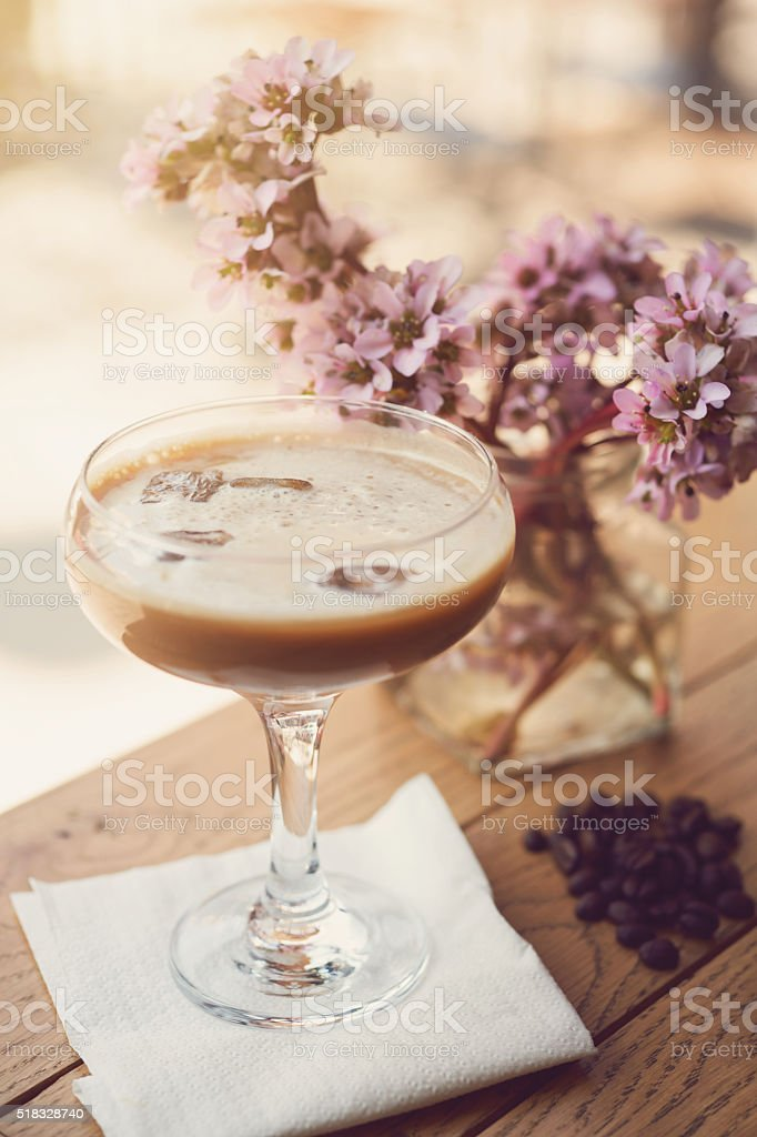 Girly Drink stock photo
