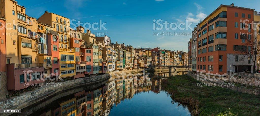 Girona IV stock photo