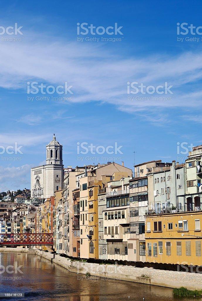 Girona, Spain stock photo