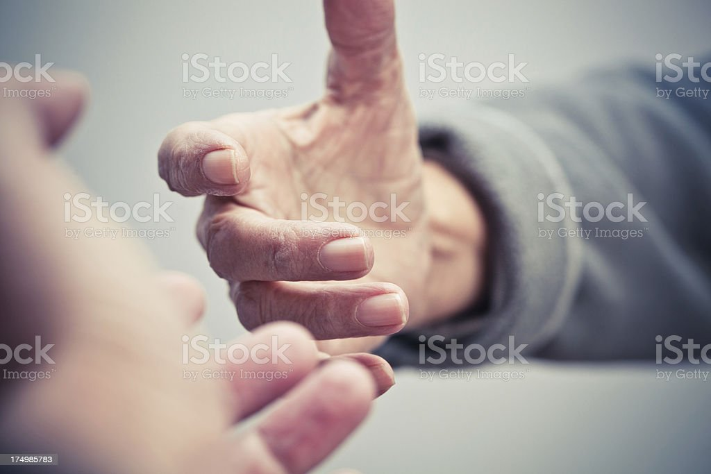 Give me a help stock photo