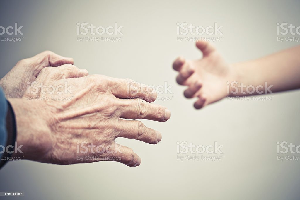 Give me a help royalty-free stock photo