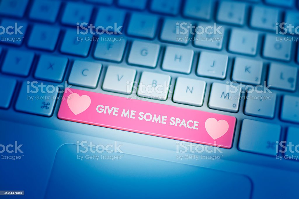 Give me some space stock photo
