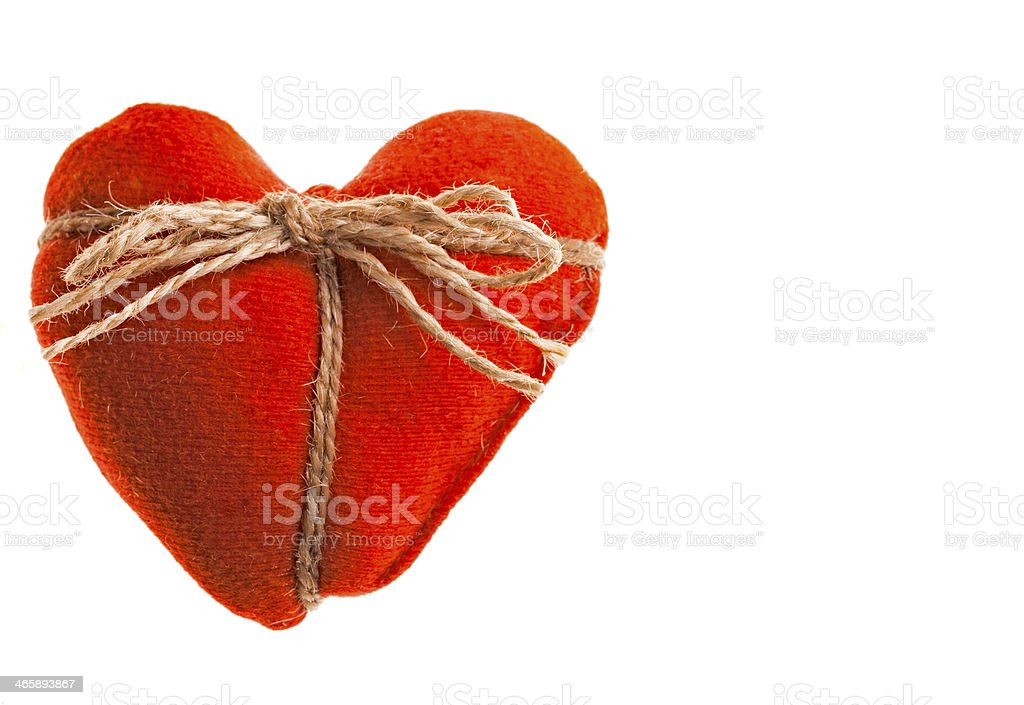 I give you my heart royalty-free stock photo