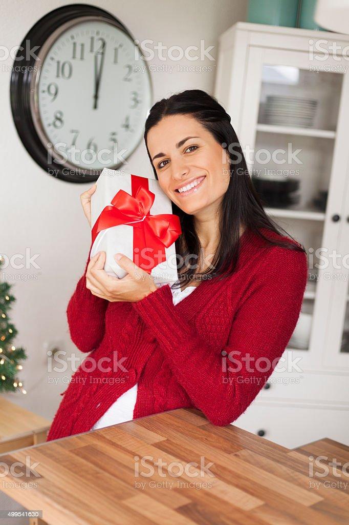 Giving stock photo
