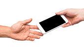 Giving Smartphone